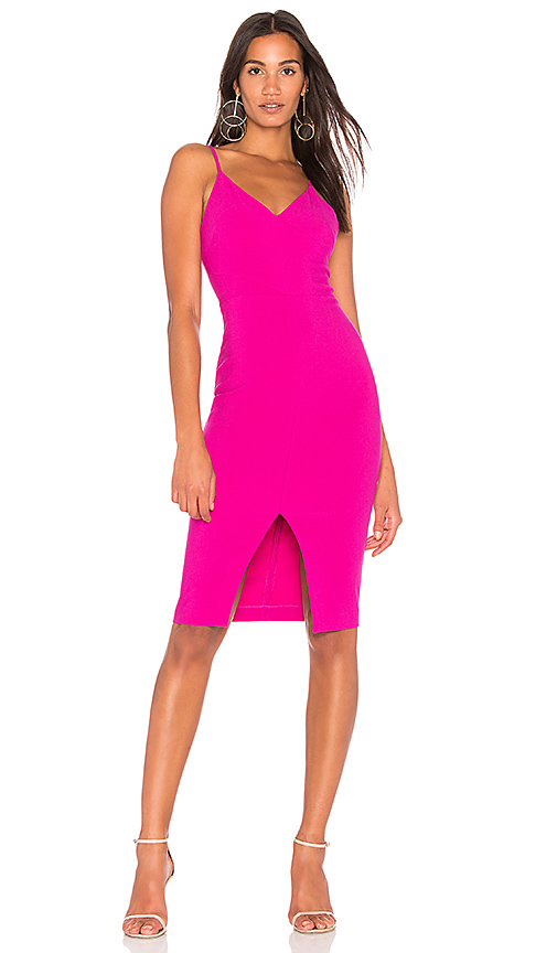 LIKELY Brooklyn Dress in Pink