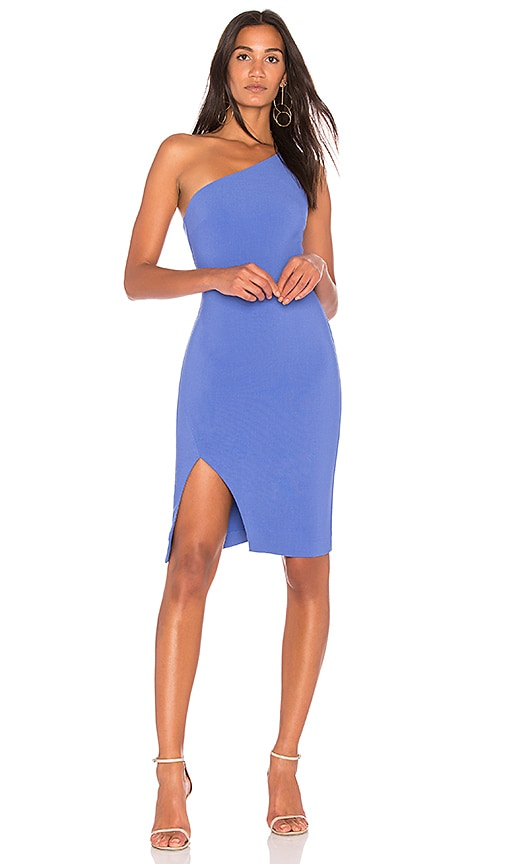 LIKELY Helena Dress in Blue