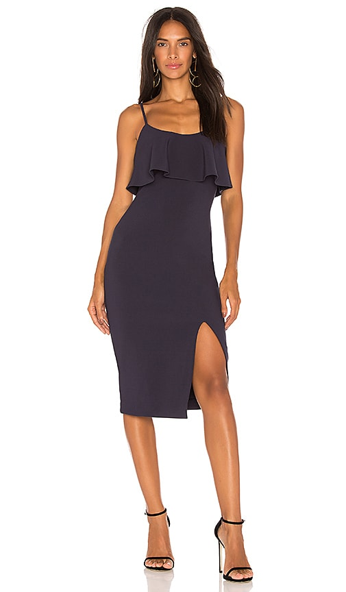 LIKELY Dionne Dress in Navy