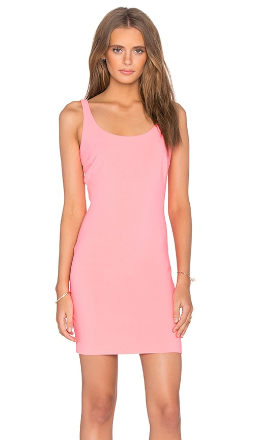 LIKELY Houston Dress in Pink