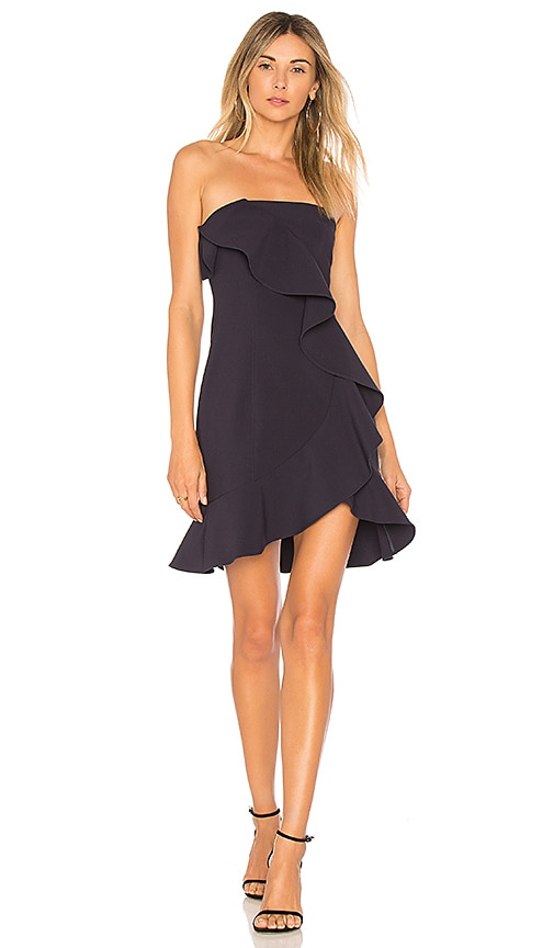 LIKELY Monetta Dress in Navy