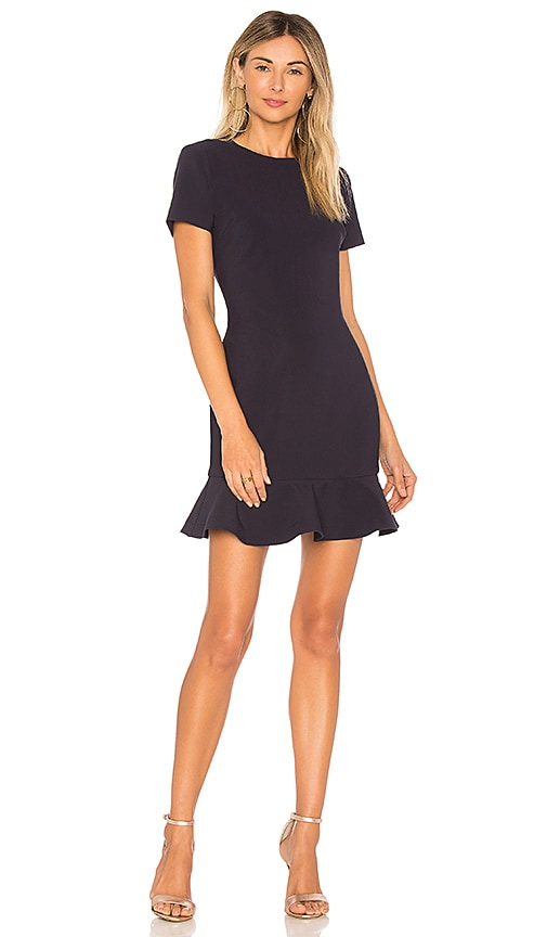 LIKELY Beckett Dress in Navy