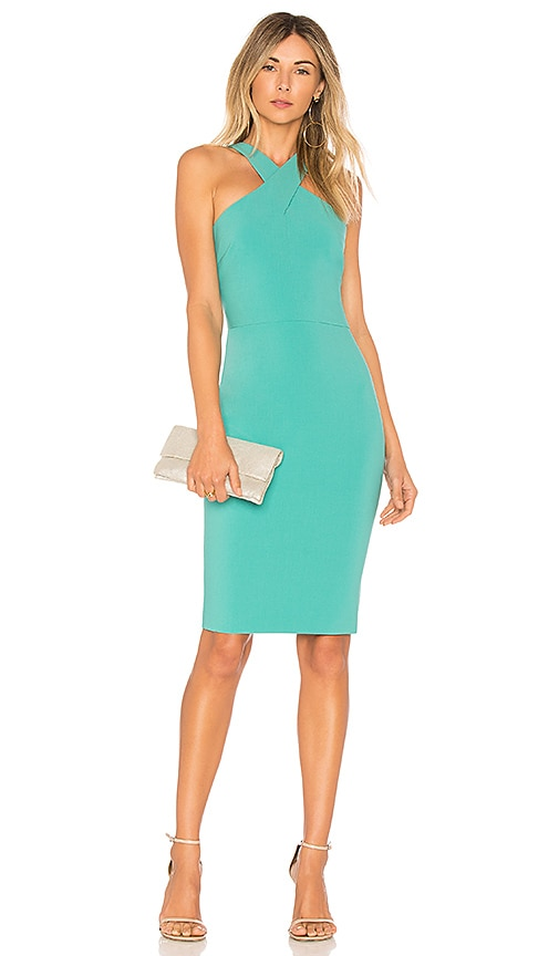 LIKELY Carolyn Dress in Teal