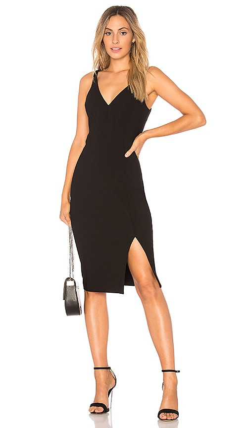 LIKELY Elisas Dress in Black