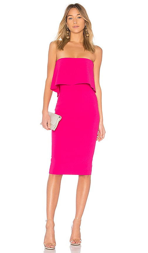 e00e4af789 Likely Driggs Dress In Fuchsia Revolve