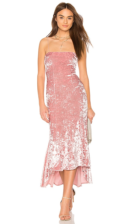 LIKELY Winslow Dress in Pink