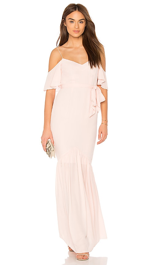 x Revolve Emmy Bridesmaid Gown