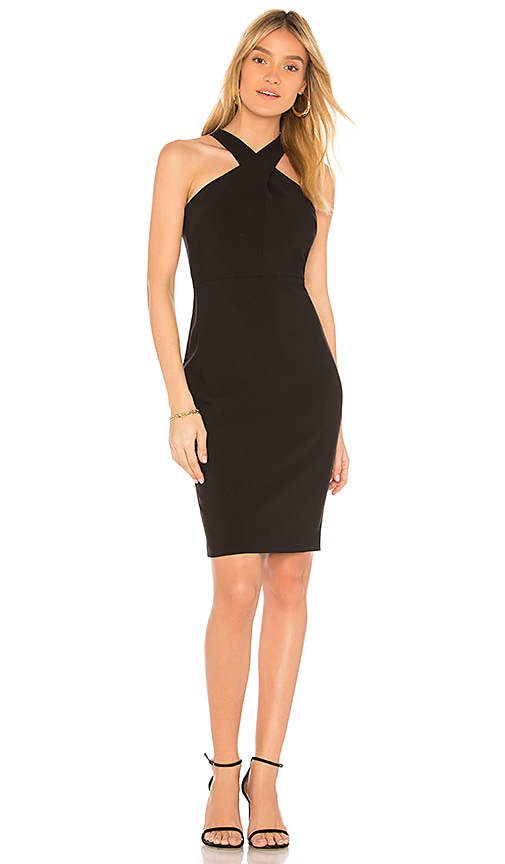 LIKELY Carolyn Sheath Dress in Black