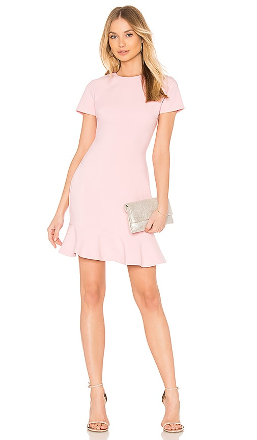 LIKELY Beckett Dress in Pink