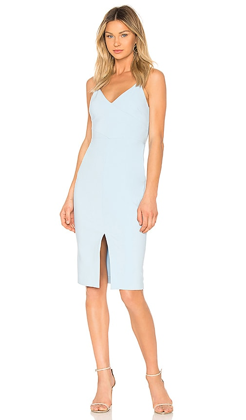 LIKELY Brooklyn Dress in Baby Blue