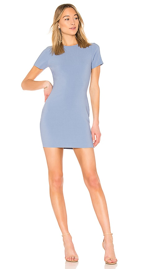 LIKELY Manhattan Dress in Baby Blue