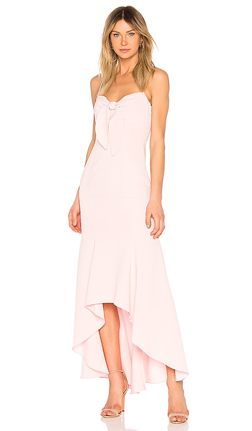 76f9411c9e6 LIKELY Calhoun Gown in Rose Shadow