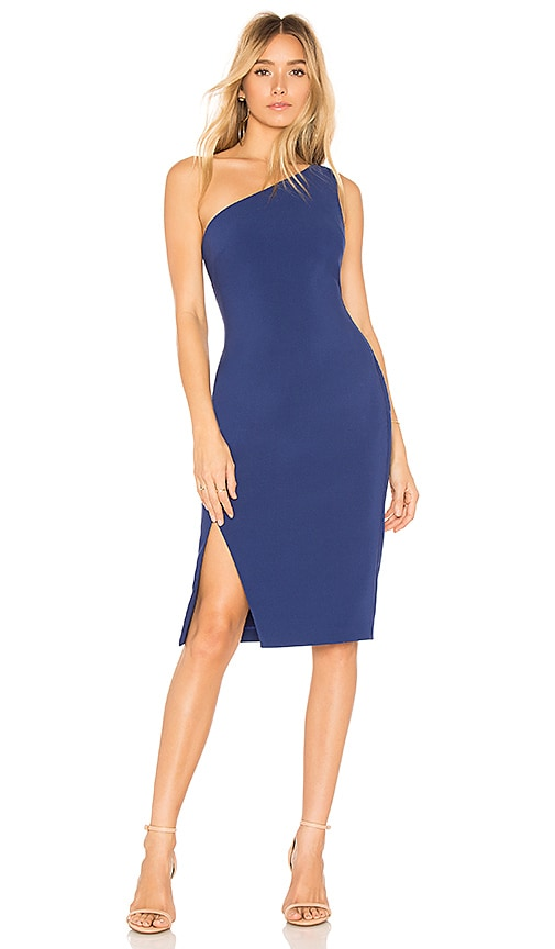 LIKELY Helena Dress in Navy