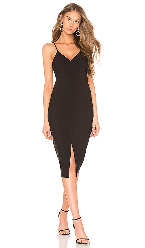 LIKELY Brooklyn Dress in Black