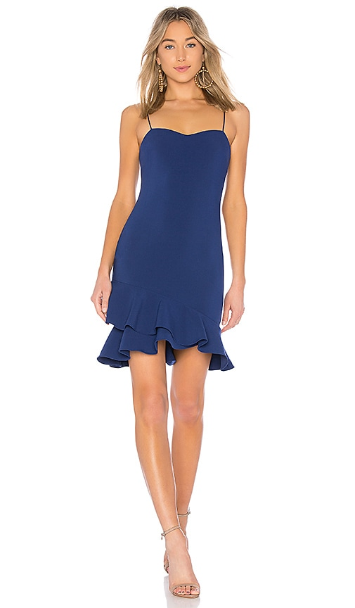 LIKELY Verona Dress in Blue