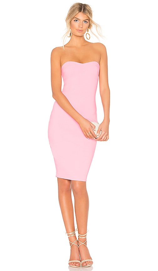 LIKELY Laurens Dress in Pink