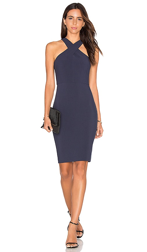 LIKELY Carolyn Dress in Navy