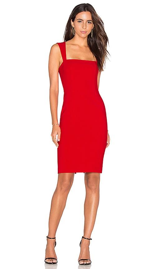 LIKELY La Brea Dress in Red