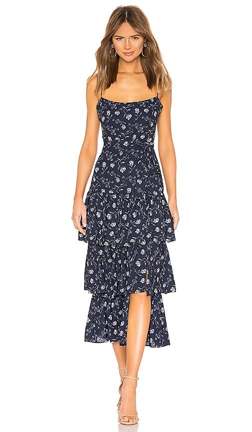 Maisie Floral Leros Dress