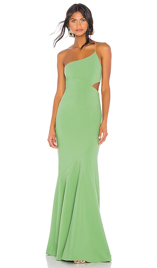 x REVOLVE Fina Gown
