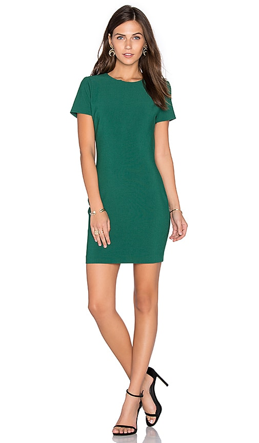 LIKELY Manhattan Dress in Green