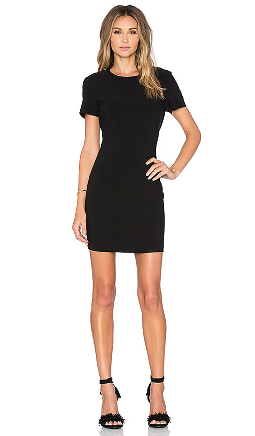 LIKELY Manhattan Dress in Black