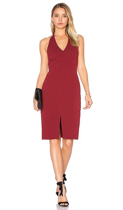 LIKELY Matteson Dress in Red