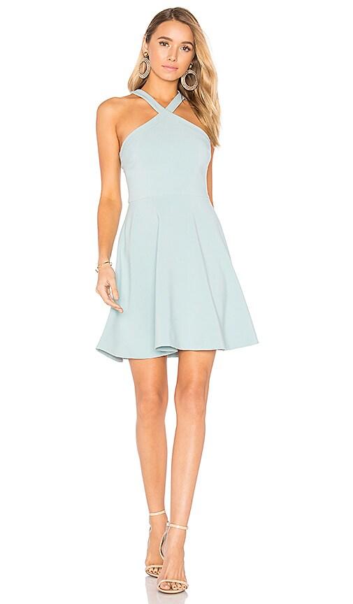 LIKELY Ashland Dress in Blue