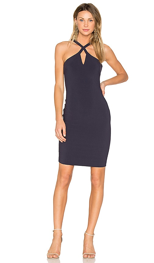 LIKELY Charles Dress in Blue
