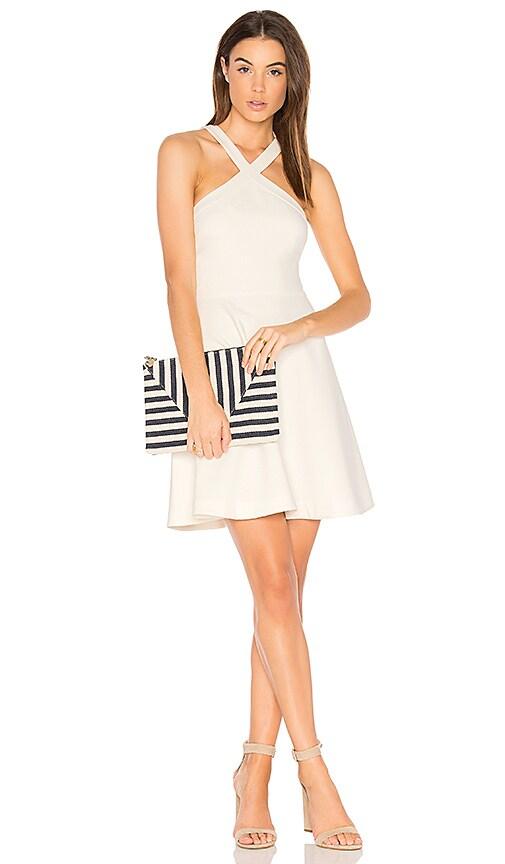 LIKELY x REVOLVE Ashland Dress in Ivory