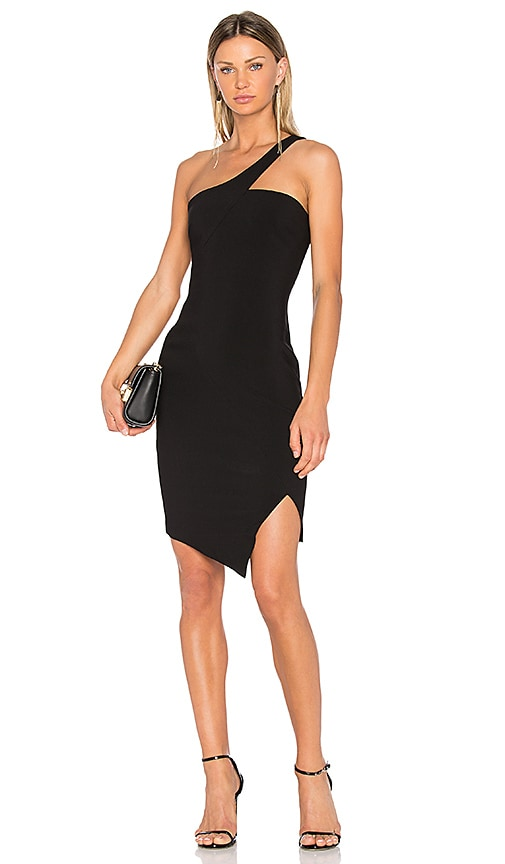 LIKELY Cerise Dress in Black