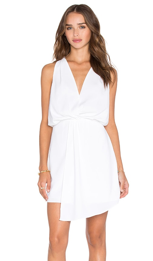 LIKELY Randall Dress in White