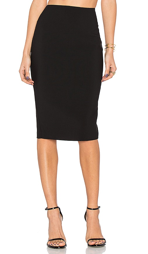 LIKELY Tallow Skirt in Black
