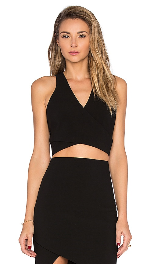 LIKELY Mortimer Top in Black