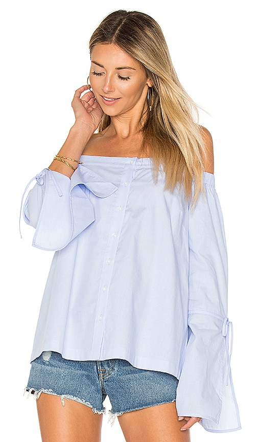 LIKELY Allington Top in Blue