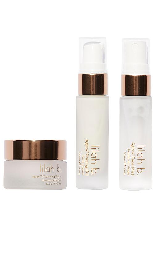 Lilah B. Aglow Skin Prep-discovery Set