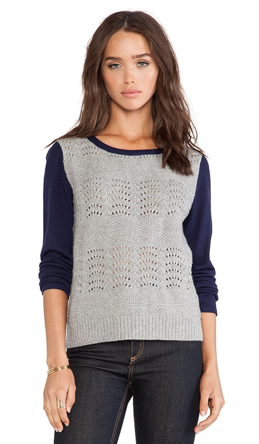 Duo Pullover Sweater