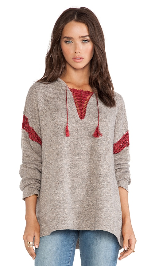 Tulum Hooded Sweater