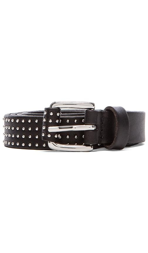 Studded Skinny Hip Belt