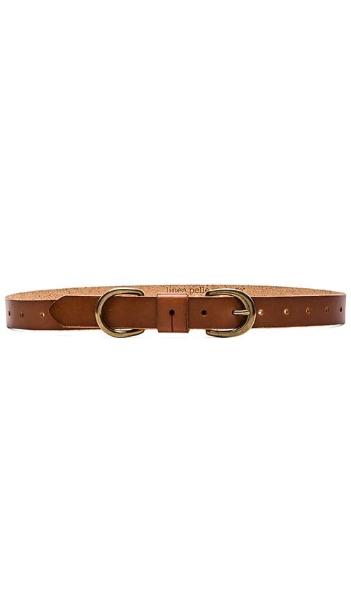 Skinny D-Ring Belt