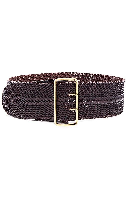 Woven Braided Waist Belt