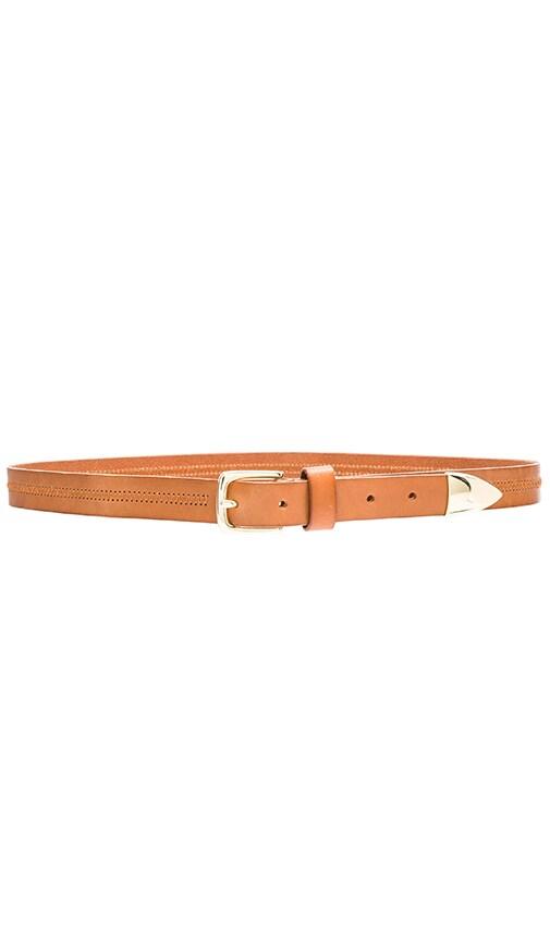 Metal Tipped Hip Belt