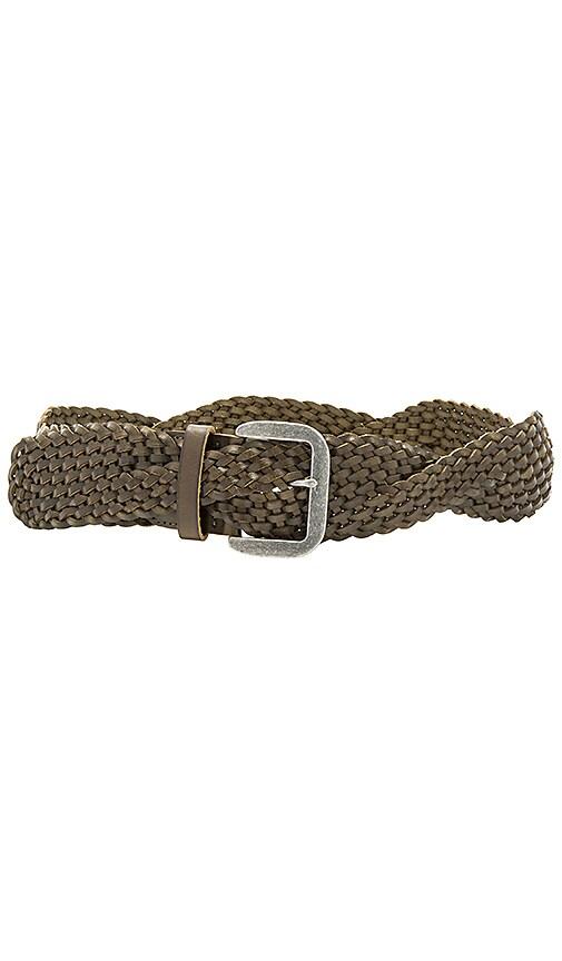 Twist Braid Belt