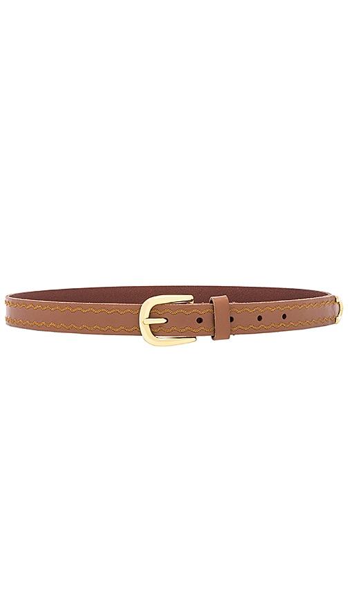Western Embroidered Belt