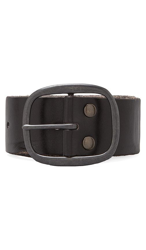 Vintage Multi Hole Belt