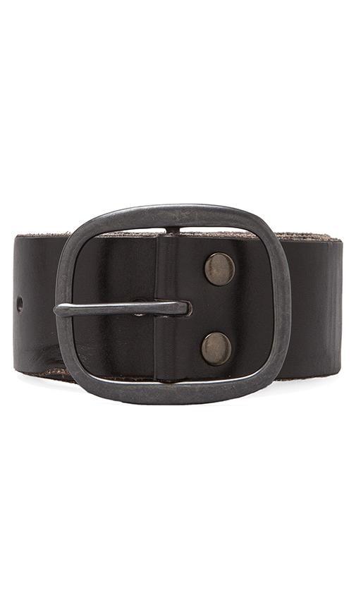 Vintage Multi Hole Belt