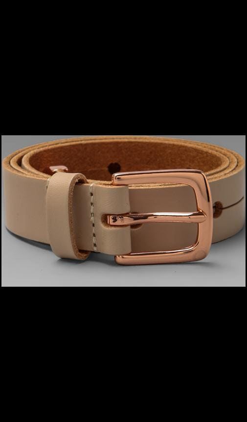 Avery Waist with Metal Tip Belt