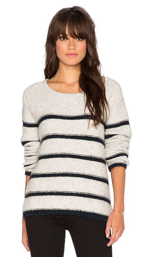 Beaufort Stripe Sweater
