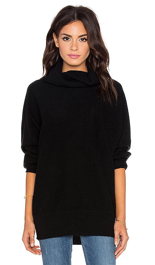 Line Taryn Sweater in Caviar