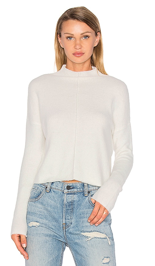 Eva Mock Neck Sweater